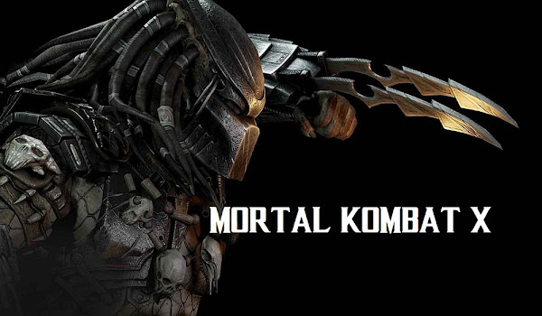 Mortal Kombat X'e Predator Karakteri Geliyor