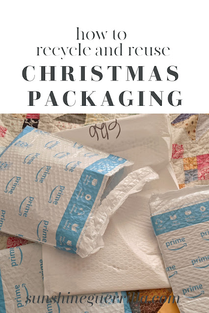 The Best Ways to Recycle and Reuse all of that Christmas Packaging