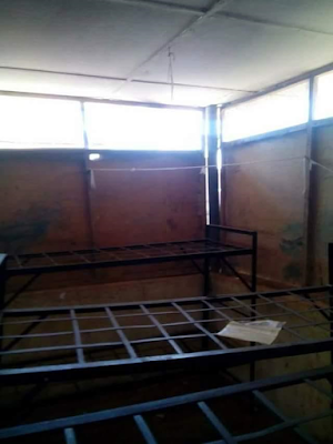 Photos: The deplorable condition of NYSC Permanent Orientation Camp in Cross River State