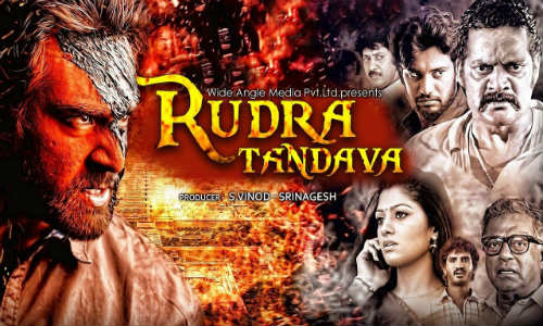 Rudra Tandava 2018 HDRip 350MB Hindi Dubbed 480p Watch Online Full Movie Download bolly4u