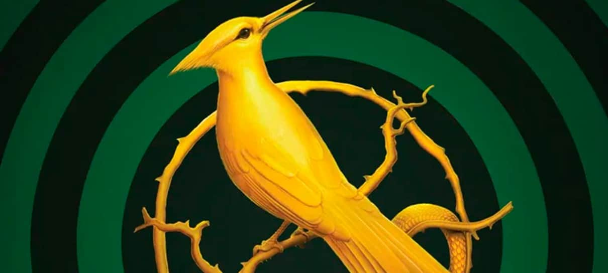 A Cantiga dos Pássaros e das Serpentes: Livro preludio de Jogos Vorazes ganha data de lançamento no Brasil