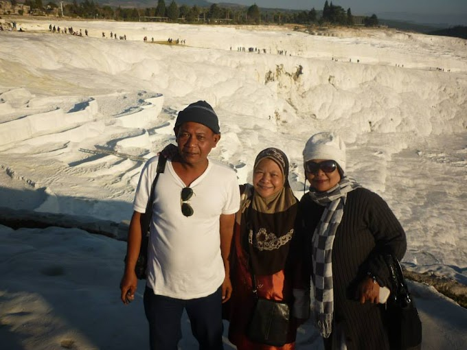 PAMUKKALE COTTON CASTLE