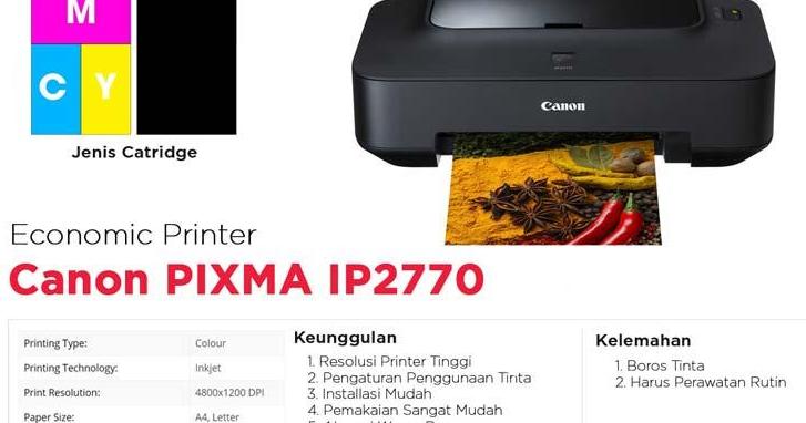 download instal printer canon ip 1980