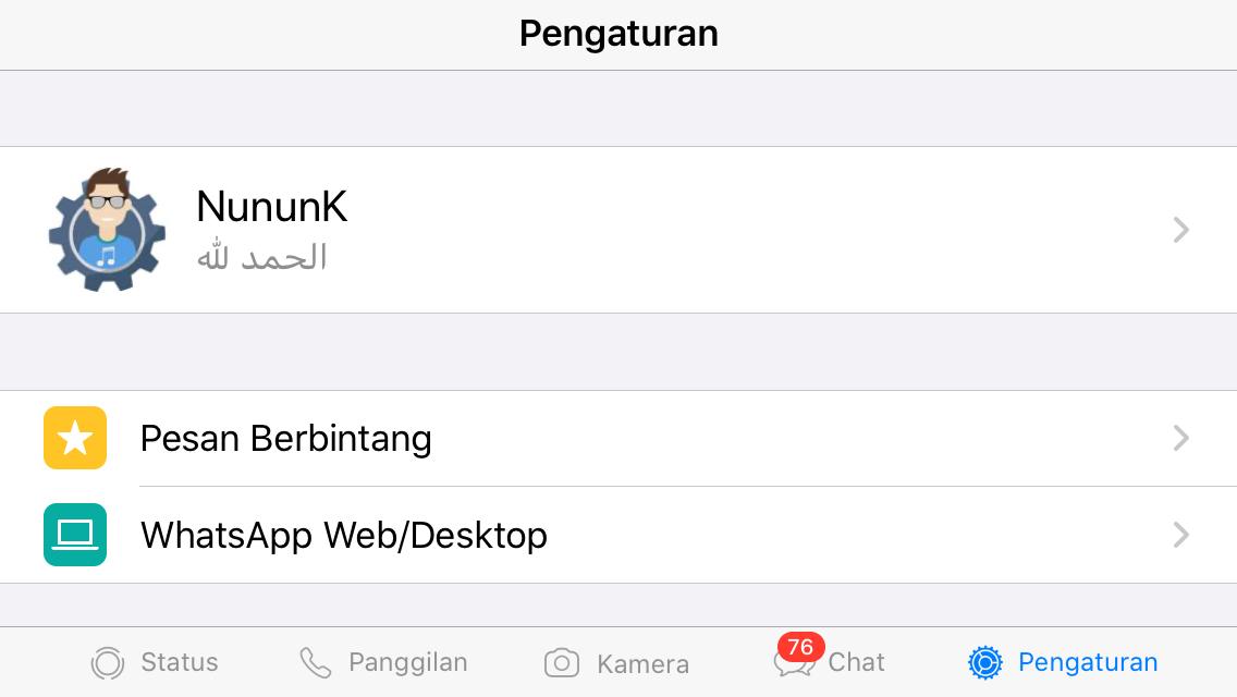 Cara Mengirim Foto Berbentuk Dokumen Di Whatsapp Pada Ios Nununk Com