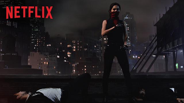 Elektra Netflix