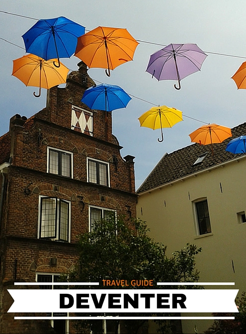 Creative travel guide: een dagje Deventer, tips en hotspots | Happy in Red