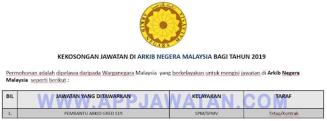 Arkib Negera Malaysia