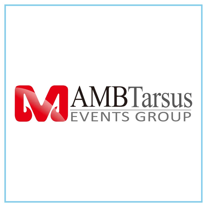 AMB Tarsus Exhibitions Logo - Free Download File Vector CDR AI EPS PDF PNG SVG