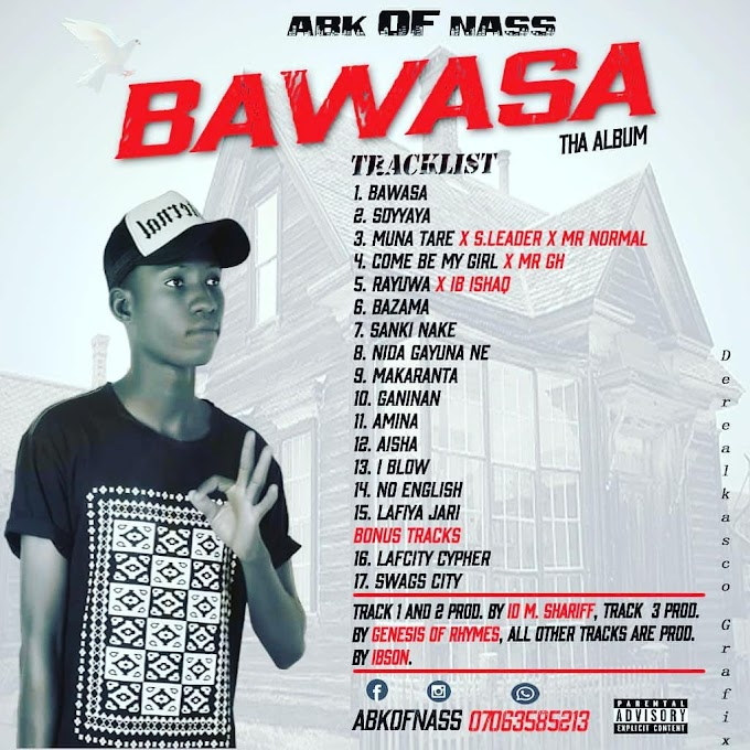[Album/Ep] ABK Of Nass - Bawasa Album