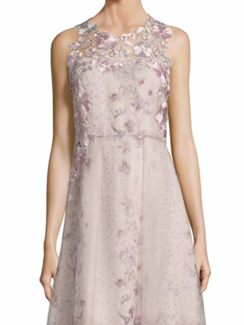 Helen Orth wedding blog: Elie Tahari Ohanna Floral-Print Silk ...