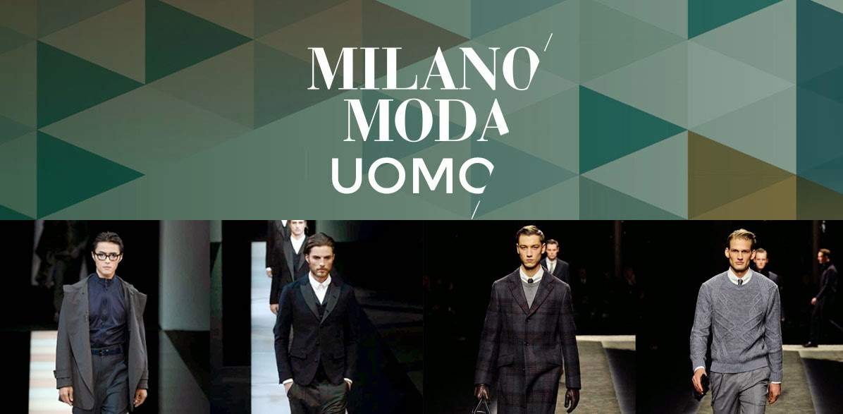 Eniwhere Fashion - Milano Moda Uomo AW 2015