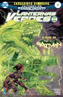 DC Renascimento: Lanternas Verdes #17