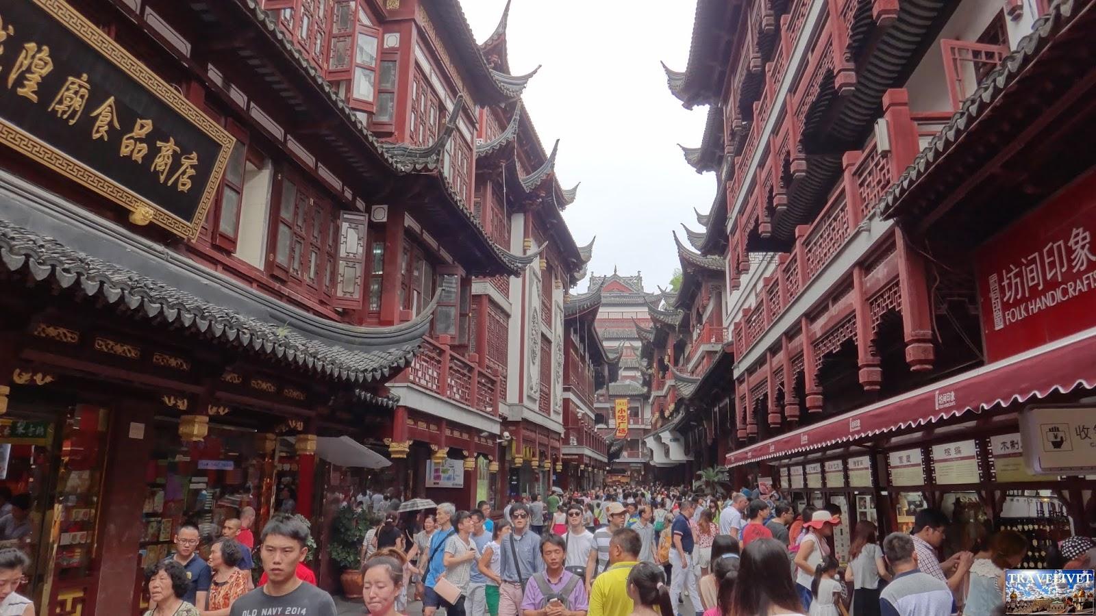 Chine China shanghai
