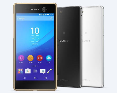 Harga Sony Xperia M5 Dual