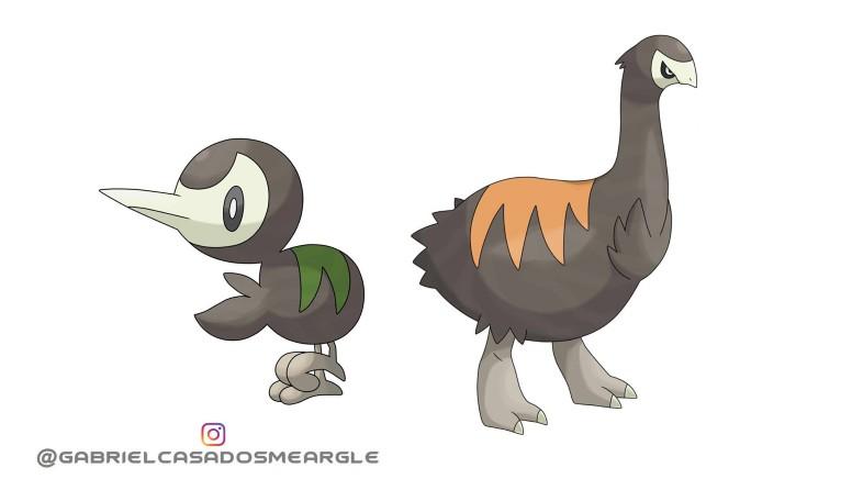 Pokémon kiwi