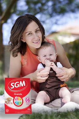 Mengenal Susu SGM Ananda 1 Presinutri untuk Usia 0-6 Bulan