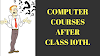 COMPUTER COURSES AFTER CLASS 10TH.