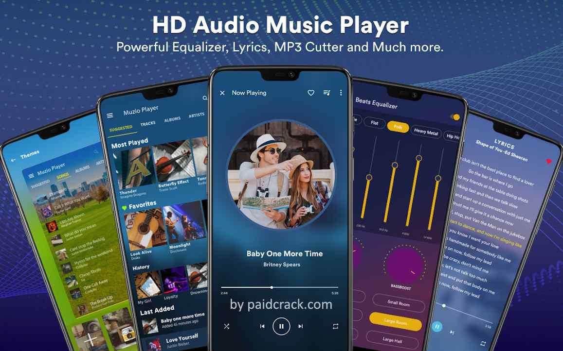 Music Player - MP3 Player Pro Apk