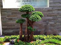 Indahnya konsep gaya taman Jepang (Japanese garden) yang mempesona - Taman jepang minimalis