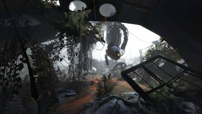 لعبة PORTAL 2 للكمبيوتر مضغوطة