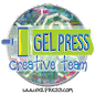 I Design for Gel Press