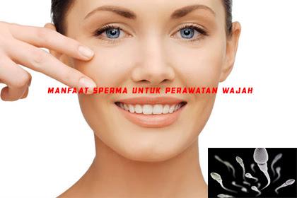 Manfaat Sperma untuk Perawatan Wajah