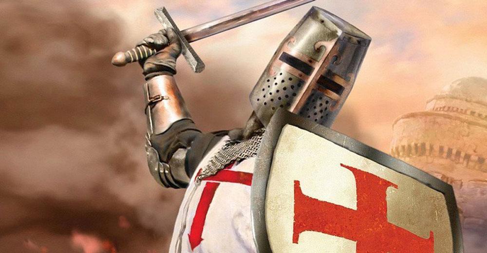 Tentara yang paling ditakuti di masanya Templar Crusader