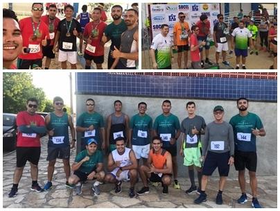 """Atletas da equipe """"Bora Correndo"""" se destacam em várias competições na região"""