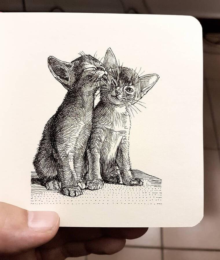06-Cute-little-kittens-Alberto-Russo-www-designstack-co