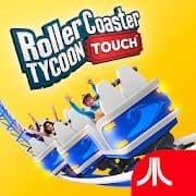 تحميل لعبة RollerCoaster Tycoon Touch للاندرويد مهكرة