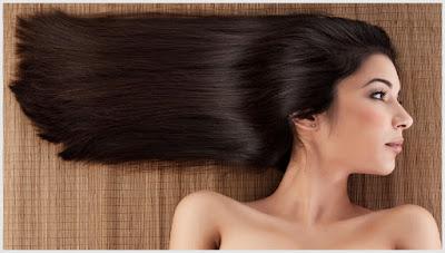 10 Cara Alami Membuat Rambut Lurus Dan Indah Tanpa Rebonding