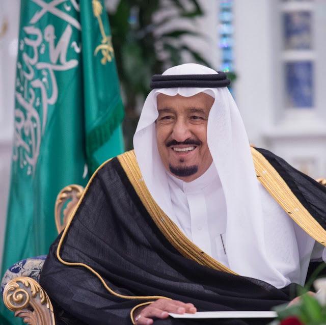 بأمر الملك سلمان خادم  الحرمين الشريفين علاج كورونا مجانًا للمواطنين والمقيمين ومخالفي الإقامة