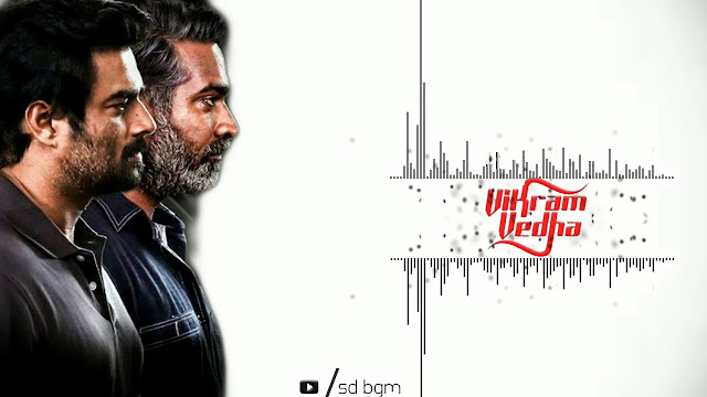 Vikram Vedha Mass Ringtone | BGM - Mp3 Download