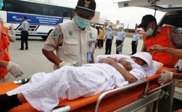 jamaah haji meninggal