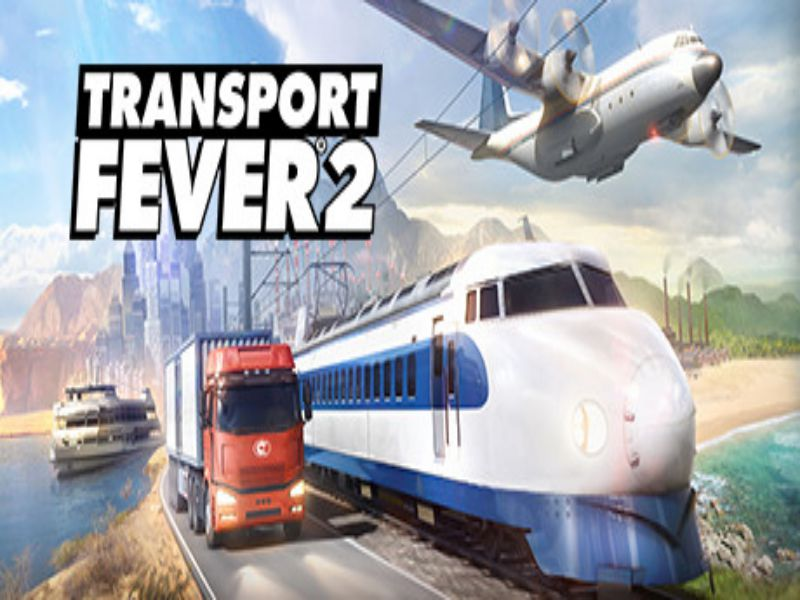 Download Transport Fever 2 Game PC Free