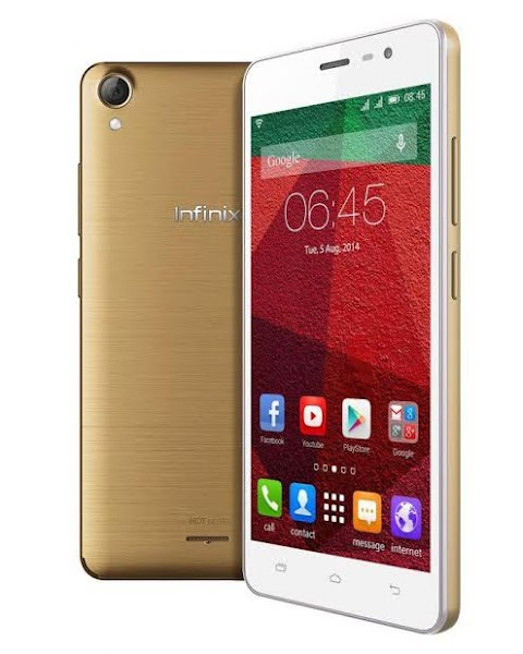 Infinx Hot Note Pro X551 Firmware File Download