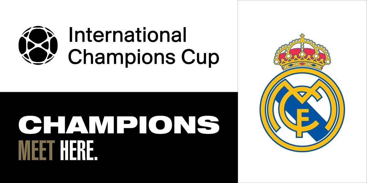 Real Madrid International Champions Cup 2018