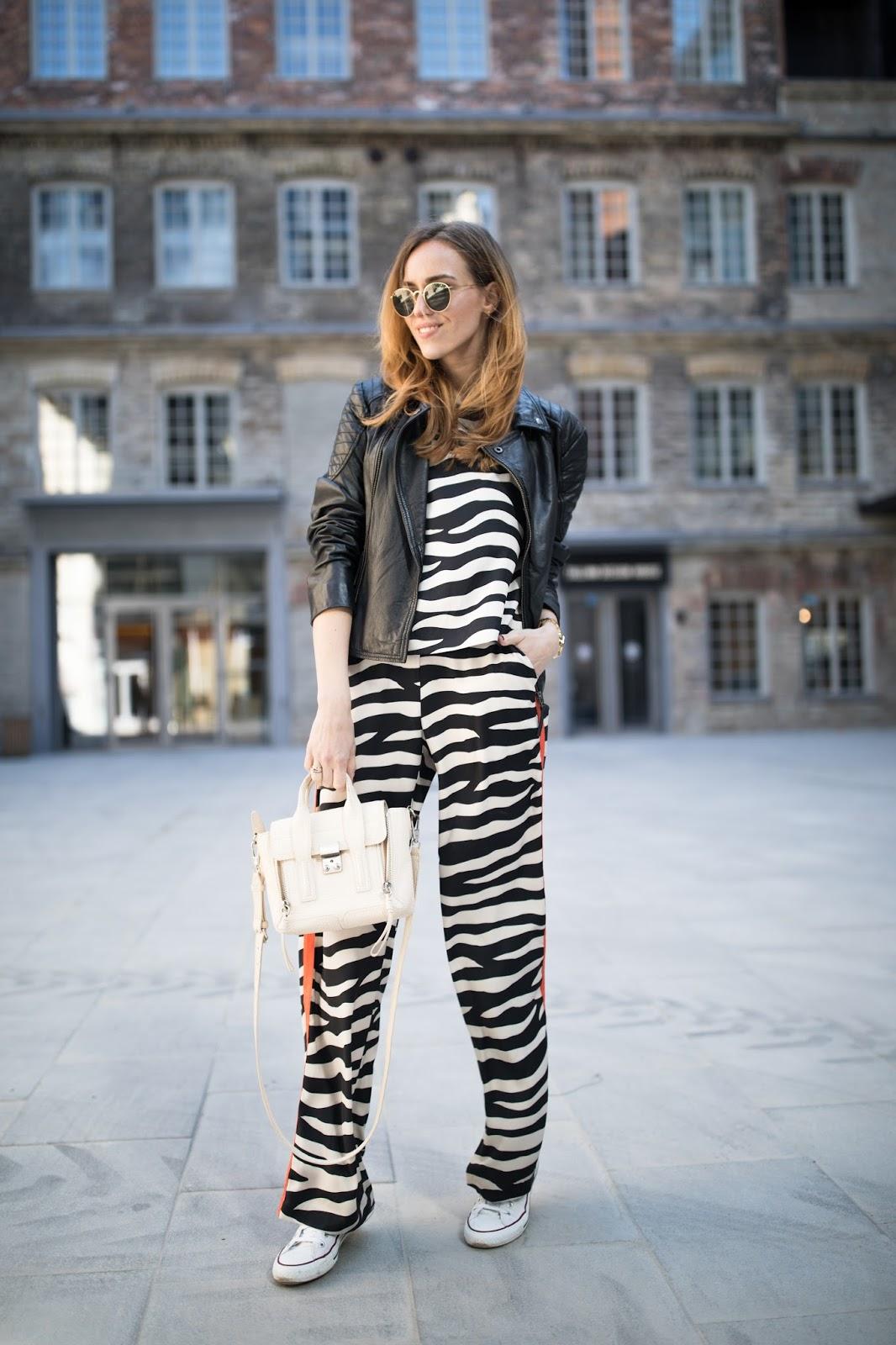 satin pyjama trend outfit spring