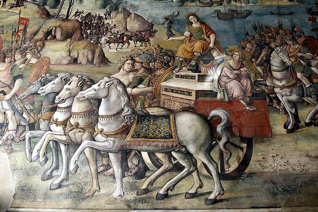 Η Θεσπρωτία μετά την κατάληψη των Ρωμαίων