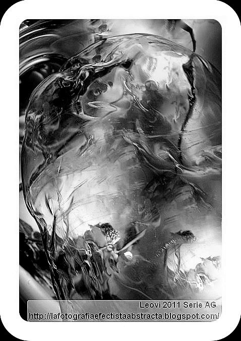 Foto Abstracta 3106  Esperanzas Ahogadas - Drowned Hopes