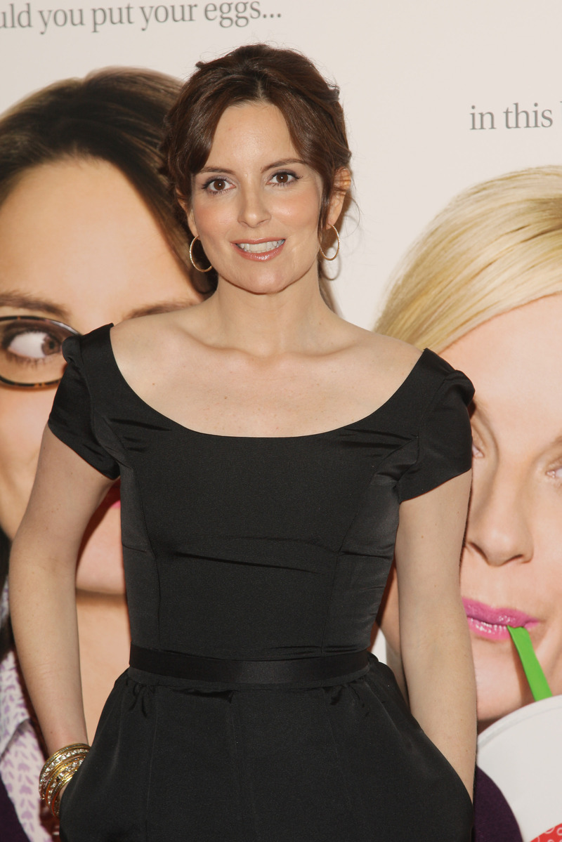 Celebrity Hairstyles Tina Fey 2013 Hair Trends