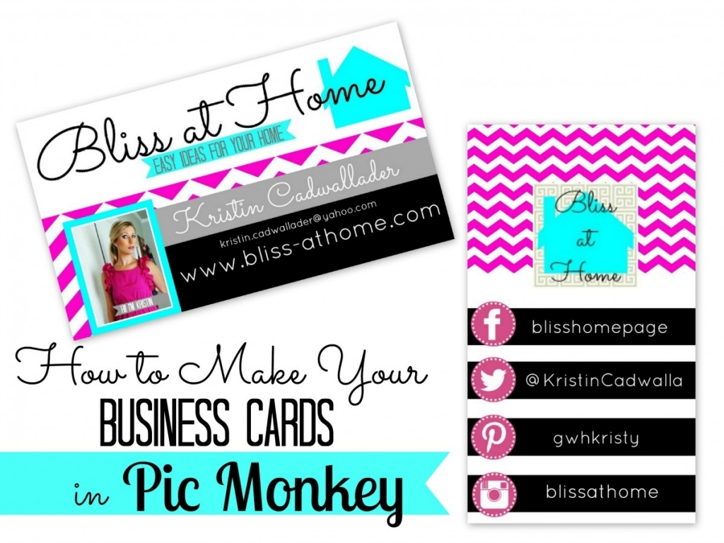 Make My Own Business Cards - Business Card Tips