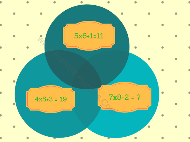 Mathematics Equations Circle Picture Puzzle-1