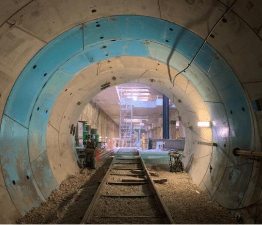 """Metro C, cantieri per la stazione """"Venezia"""" al via nel 2022"""