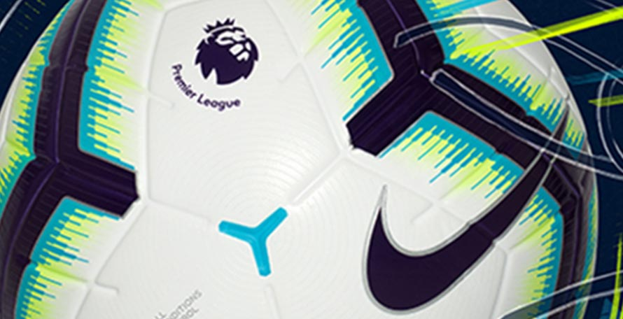 The Nike 18-19 Premier League soccer ball is the firs based on Nike s  all-new football for Summer 2018 and beyond 61657834be843