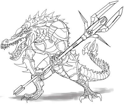 Gator Gladiator