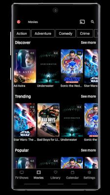 تطبيق مشاهدة الأفلام والمسلسلات NovaTV النسخة المدفوعة للأندرويد - تحميل مباشر