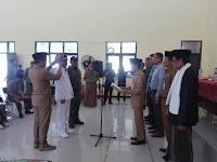 Syamhadi Resmi Menjabat  Kepala Desa Cijeruk