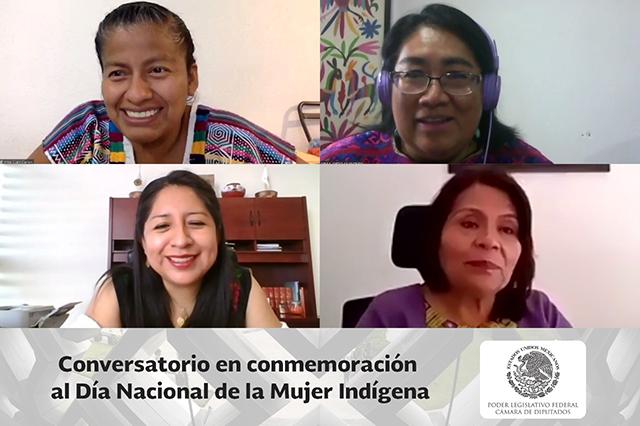 La Cámara de Diputados conmemoró el Día Nacional de la Mujer Indígena