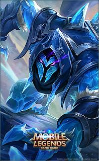 Helcurt Ice Scythe Heroes Assassin of Skins V2